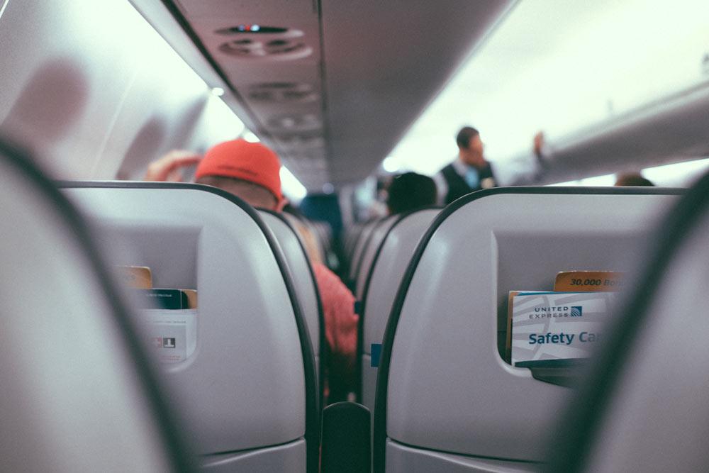 Tips membawa drone & Li-Po baterai di dalam pesawat