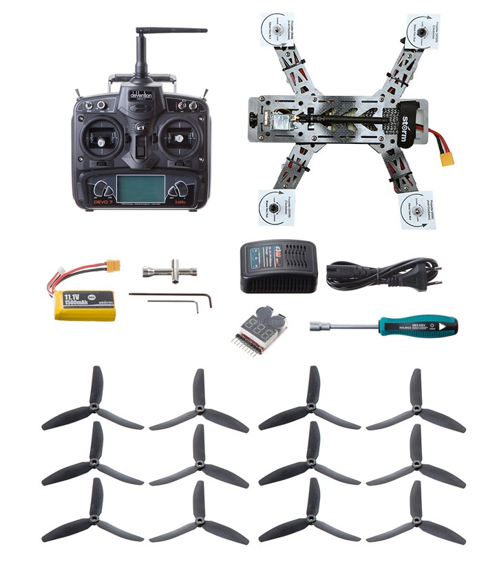 Helipal-Storm-Type-A-Racing-Drone-full-kit-with-spares