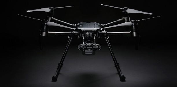 DJI Luncurkan Drone Professional, Matrice 200