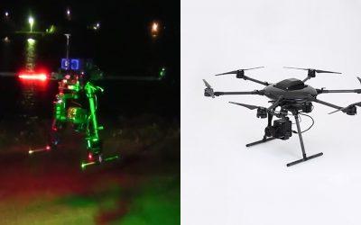 Canon Rilis Drone Khusus untuk Misi Penyelamatan