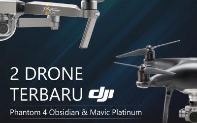 Mengenal Dua Drone Terbaru DJI