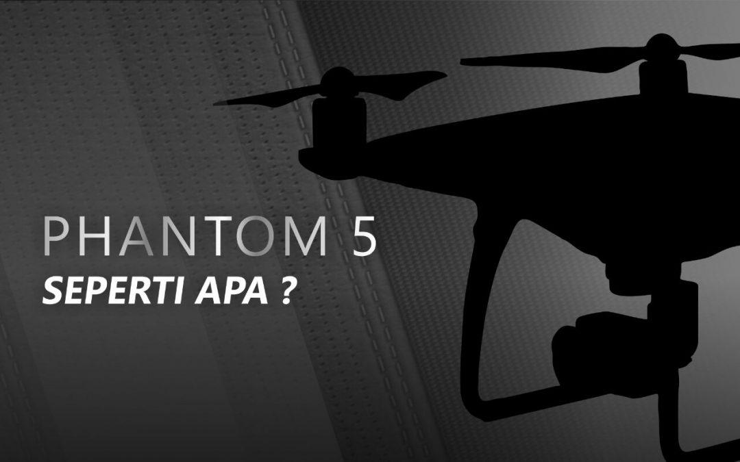 Rumor DJI Phantom 5