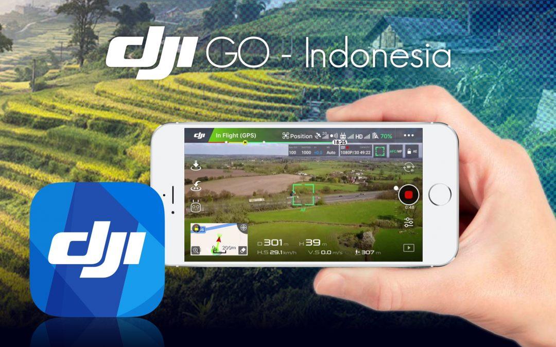 DJI GO Bahasa Indonesia