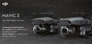 drone DJI Mavic 2