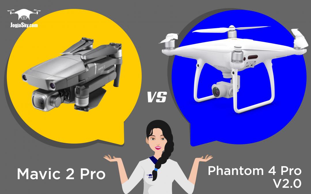DJI Mavic 2 Pro VS Phantom 4 Pro V2.0