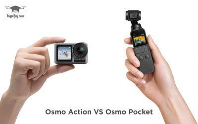 Osmo Action vs Osmo Pocket