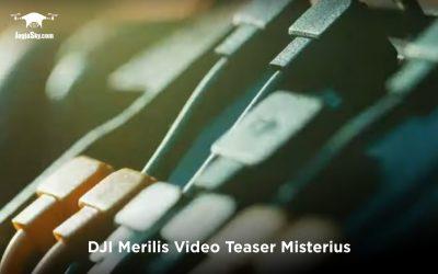 DJI Merilis Video Teaser Misterius